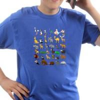 T-shirt Wildlife