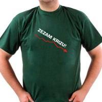 T-shirt Zezam Crisis