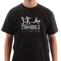 T-shirt Zombies
