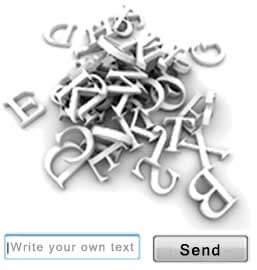 Pošalji tekst i mi ćemo ti odštampati na majicu!