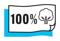 100% pamuk